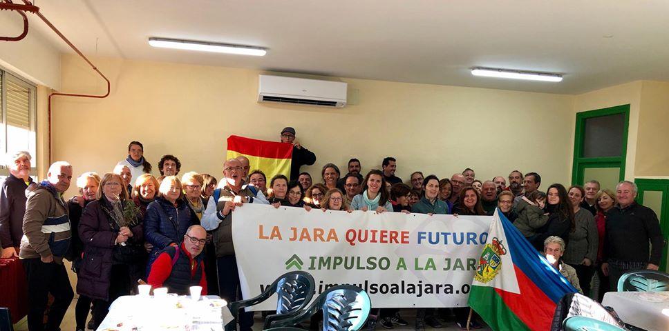 """""""IMPULSO A LA JARA"""" visibiliza el Camino de Guadalupe de los Montes de Toledo - www.lavozdeltajo.com"""