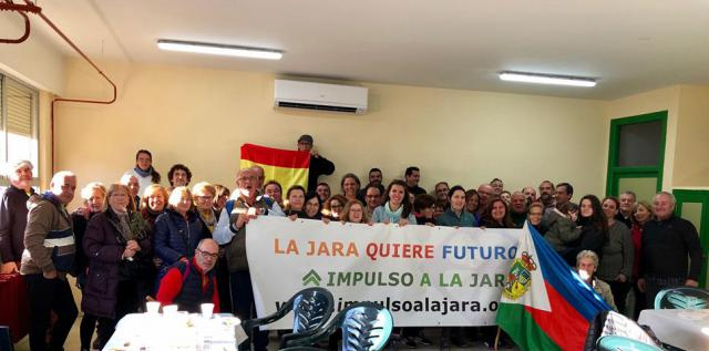 """""""IMPULSO A LA JARA"""" visibiliza el Camino de Guadalupe de los Montes de Toledo"""