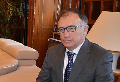 Javier Raso Sánchez, director departamento Económico de Fedeto