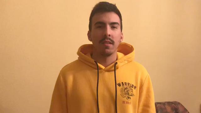 CORONAVIRUS/DEPORTES | Jesús Jiménez nos cuenta su retorno desde Italia
