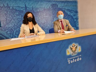 INVERSIÓN | El Ayuntamiento de Toledo refuerza los trabajos de desbroce