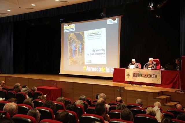 Presentación de la Jornada.