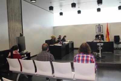 TRIBUNALES | El juicio al escrache del diputado de Vox, paso a paso