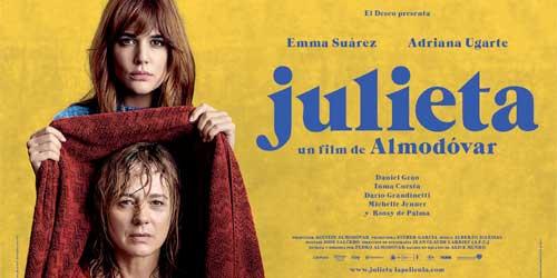 'Julieta', de Almodóvar, seleccionada para los Oscar para representar a España
