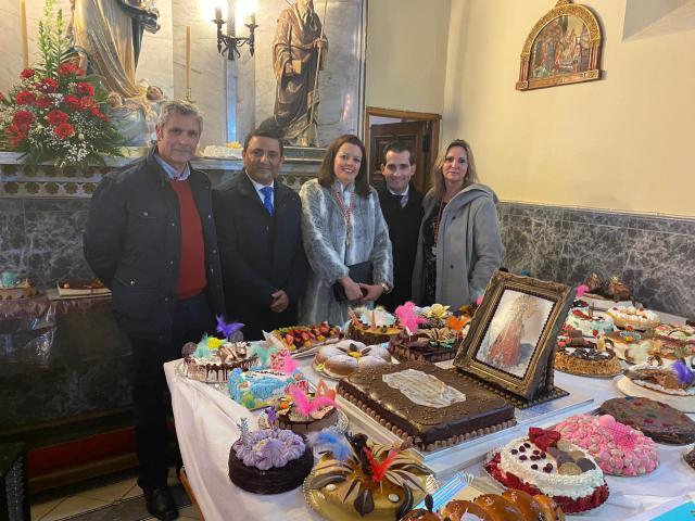 Diputación apoya las tradicionales fiestas de la Candelaria y San Blas en la provincia