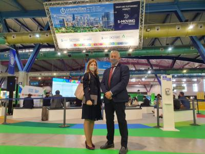 REGIÓN | La Junta, en el foro 'Greencities'