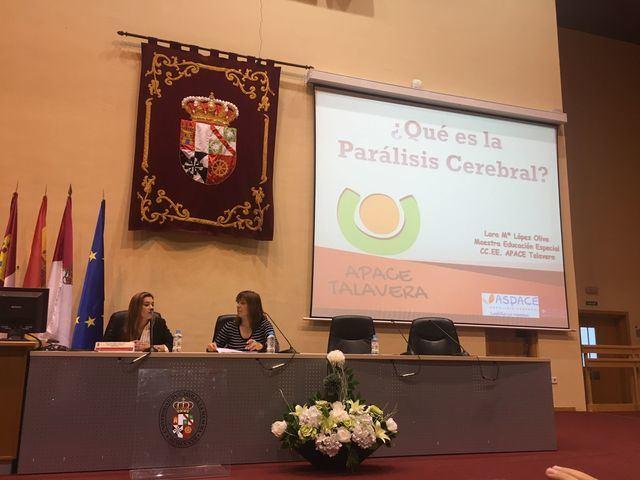 Éxito de las III Jornadas sobre Parálisis Cerebral celebradas en Talavera