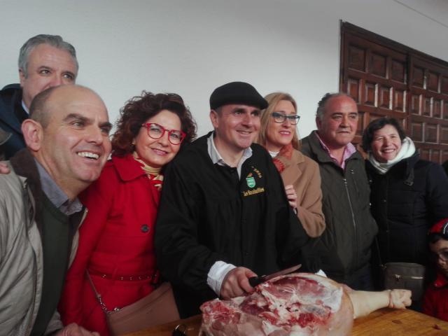 Riolobos, en las XV Jornadas Rito-Gastronómicas de La Matanza de Los Navalucillos