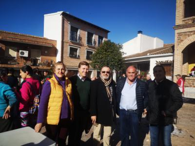 La Nava de Ricomadillo celebra la Jornada de la Matanza