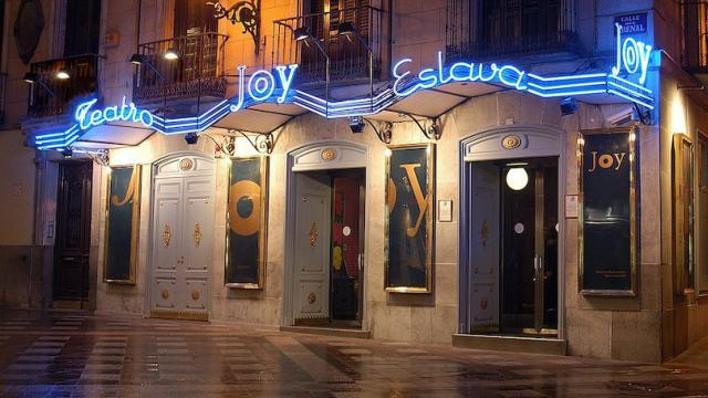 Teatro Joy Eslava | @JoyEslava1