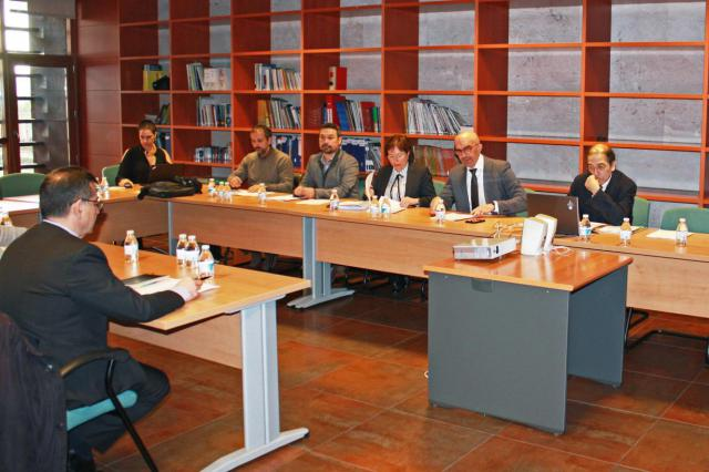 La Junta mantiene una reunión de coordinación para rebajar los casos de triquinosis