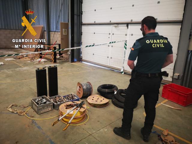 SUCESOS | Detenidos dos cacos talaveranos