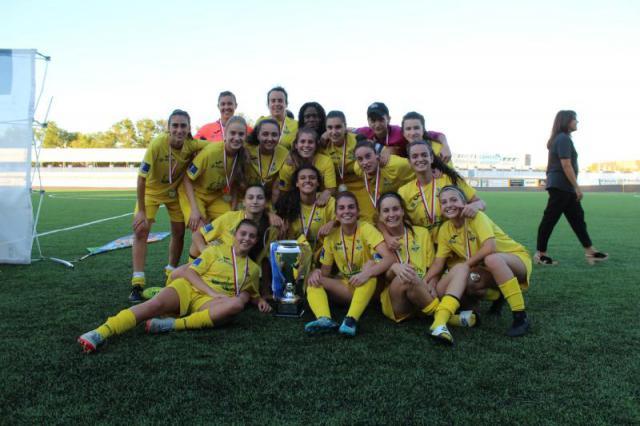 La Solana gana el XVI Trofeo Copa Junta de Comunidades