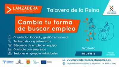 Últimos días para apuntarte a Lanzaderas Conecta Empleo en Talavera
