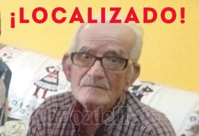 LOCALIZADO   Hallan cerca de su domicilio al hombre desaparecido en Talavera