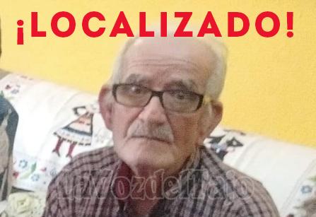 LOCALIZADO | Hallan cerca de su domicilio al hombre desaparecido en Talavera