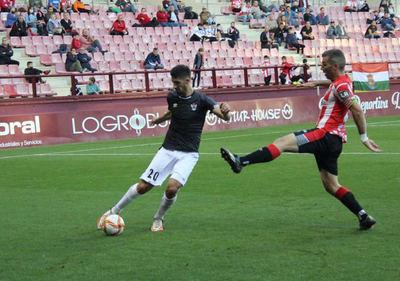 ¿Quieres ver el resumen del UD Logroñes-CF Talavera?