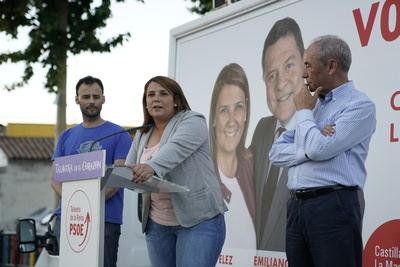 """Tita García promete gobernar para todos """"porque mi compromiso es con la ciudad y con las personas"""""""
