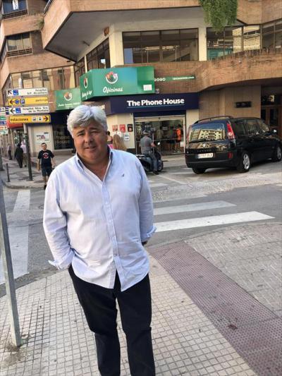 Luis Jaime Puebla será el responsable máximo de la parcela deportiva