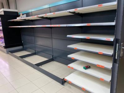 CORONAVIRUS | Levantarán las limitaciones del horario de carga y descarga para abastecer a las tiendas