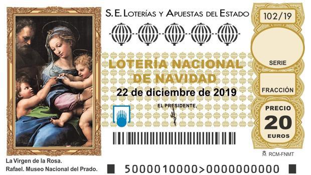 TALAVERA   Los números de la Lotería de Navidad con 'historia' para 2019