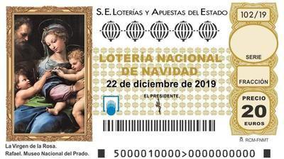 TALAVERA | Los números de la Lotería de Navidad con 'historia' para 2019