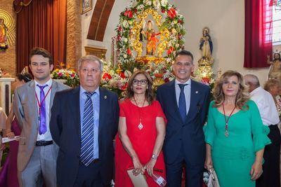 Burujón celebra sus Fiestas Patronales en Honor a San Pantaleón