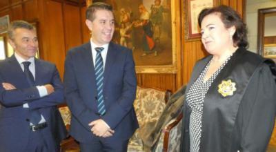 Gómez asume la Presidencia de la Sala de lo Social de TSJCM abogando por ampliar plantilla y mejorar comunicación