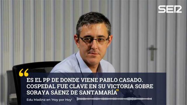 EN LA SER | Eduardo Madina: