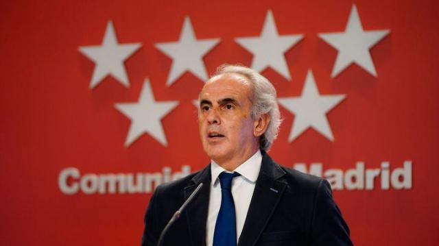 URGENTE   Admitido a trámite el recurso de Madrid