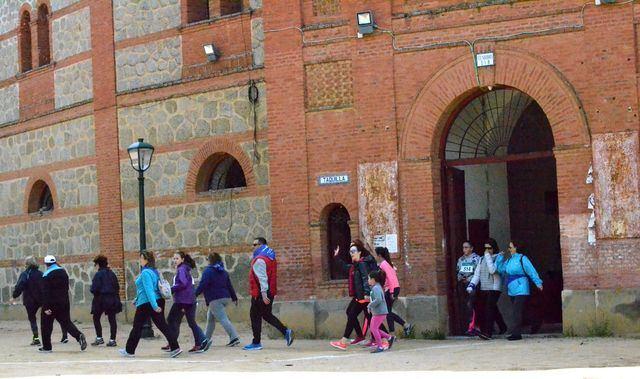La carrera solidaria de Manos Unidas congrega en Talavera a más de 300 personas