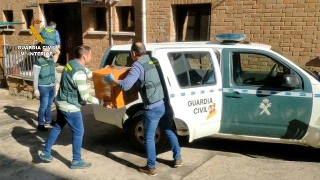 SUCESOS | Desarticulada una organización por la venta ilegal de más de 260.000 mascarillas no homologadas