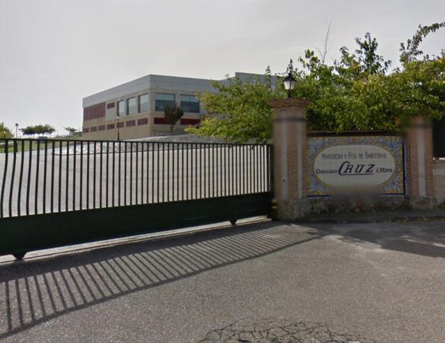 La Guardia Civil y la Policía frustran el robo de gran cantidad de jamones en Alcolea