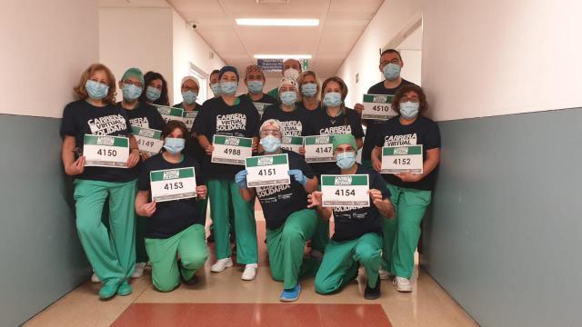 FOTOS | Galería de apoyo a la VIII Carrera Virtual Solidaria