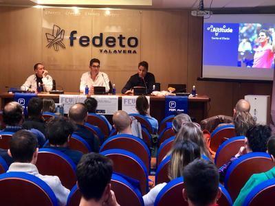 """Éxito de participación en el meeting formativo sobre el sistema de entrenamiento """"iAltitude"""""""