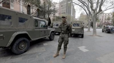 COVID-19 | Presencia militar hoy en la región