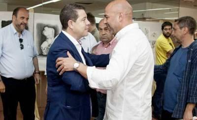Molina y Page se reúnen este jueves para hablar de la 'ruptura'