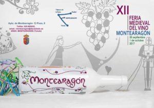 La XII Feria Medieval del Vino de Montearagón es una visita obligada