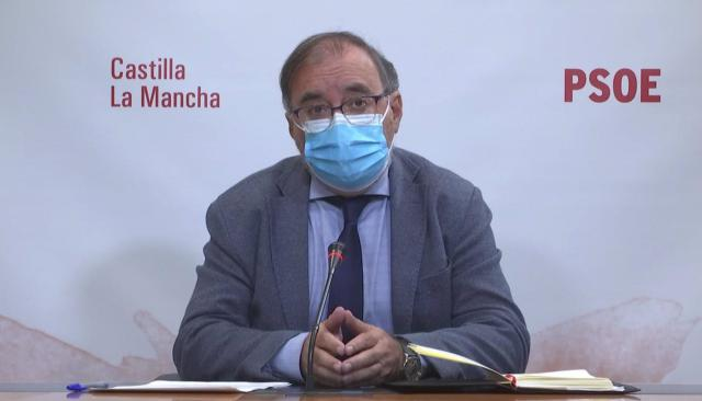 POLÍTICA | Réplica del PSOE a los recados del PP y Cs a Page