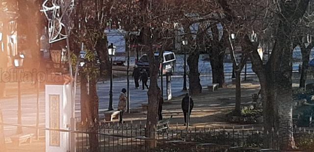 TALAVERA | Aparece el cuerpo sin vida de un hombre en los baños públicos de 'El Prado'