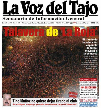 HEMEROTECA | (CASI) Diez años del gol de Iniesta