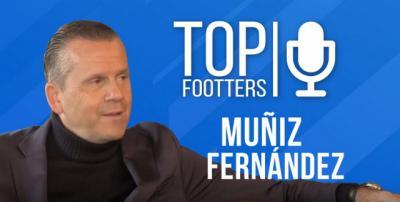 VIDEO | Así habla César Muñiz en Footters, cabeza visible del CF Talavera