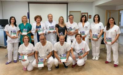 Profesionales de enfermería del Hospital de Parapléjicos comparten su experiencia con el mundo sanitario