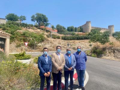 MAQUEDA | La Junta impulsa la instalación de empresas