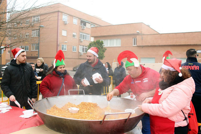 Torrijos recibe la Navidad con 'muy buen sabor de boca'
