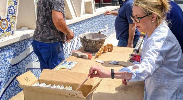 CERÁMICA | Tita García orgullosa de la ceramista Mónica García del Pino