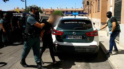 Cinco detenidos por cometer más de 44 robos con gran violencia