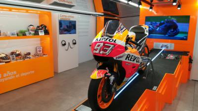 Talavera acoge la exposición Repsol Racing Tour
