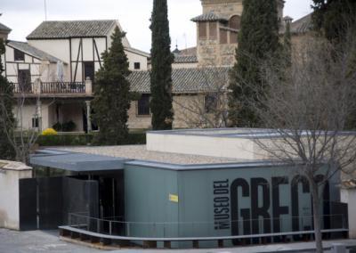 Sufre un infarto en el Museo del Greco y no funciona el desfibrilador