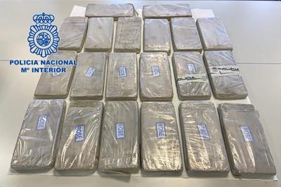 La Policía Nacional detiene a uno de los principales capos europeos dedicados al tráfico de heroína